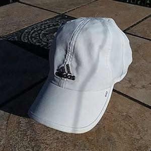 ADIDAS White baseball Cap Hat